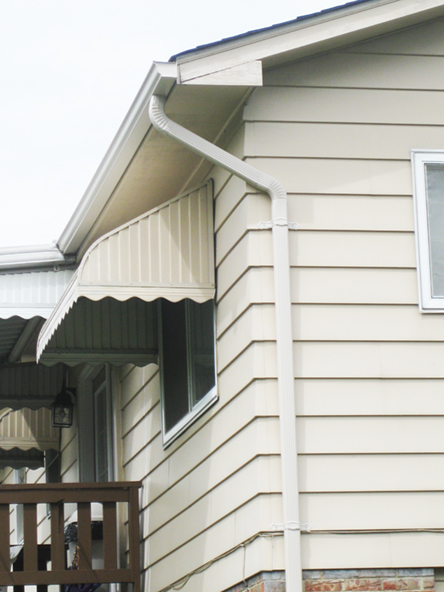 Gutters Downspouts Commercial And Residential Metal